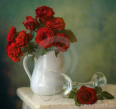 Free Red Roses Stock Image - 17787251