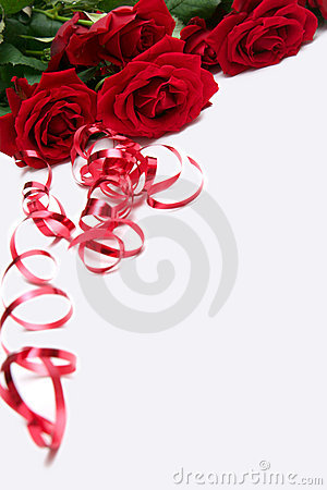 Free Red Roses Stock Photos - 1852293