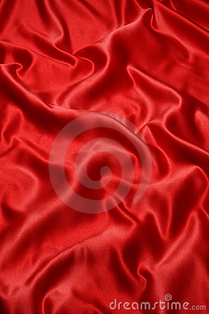 Free Red Satin Fabric Stock Photo - 11576950