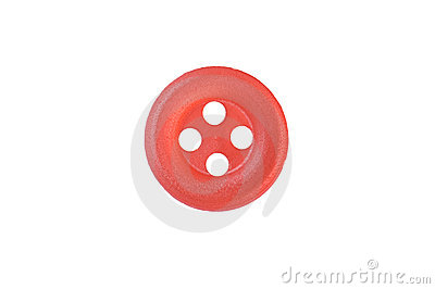 Red sewing button macro