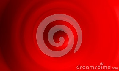 Red blur abstract background. Cartoon Illustration