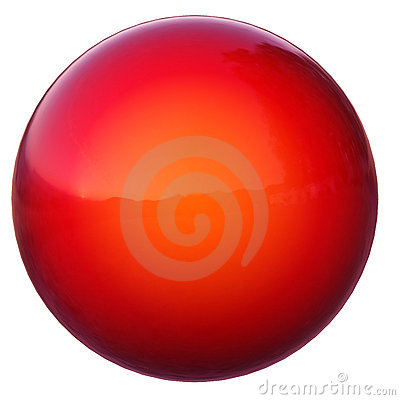 Red shine sphere