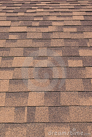 Red shingles (background)