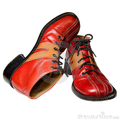 Free Red Shoes Stock Photo - 3339760