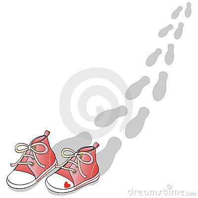 Free Red Shoes Royalty Free Stock Photos - 9921668