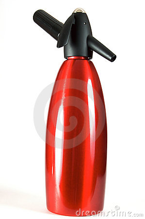 Free Red Siphon Stock Photography - 5239262