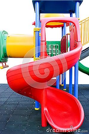 Red slider