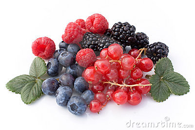 Red Soft Fruits