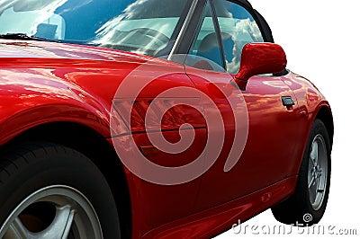 Red Speedster