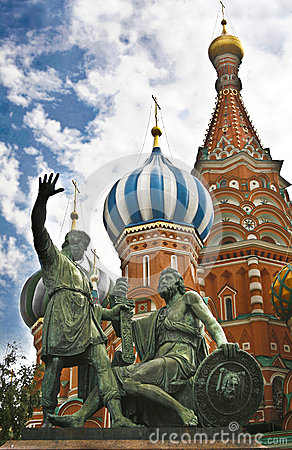 Free Red Square Moscow, Saint Basil S Cathedral Royalty Free Stock Photography - 29314707