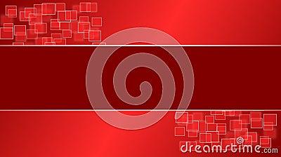 Red Squares  Desktop