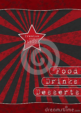 Red Star - Special Menu