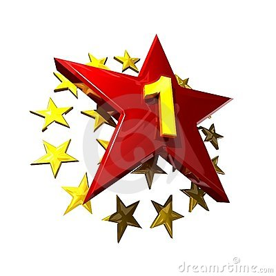 Red star winner top charts golden one