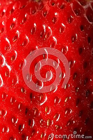 Red strawberry