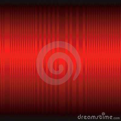 Red stripy background
