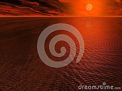 Red Sun Seas