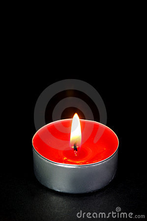 Red Tealight Candles