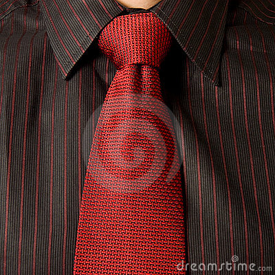 Free Red Tie Stock Image - 7268301