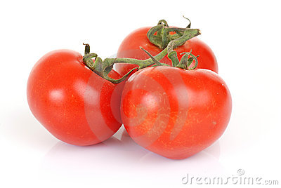 Red Tomatoes Stock Image - Image: 16134251