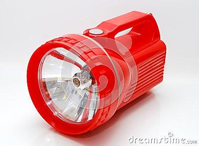 Red Torch Light