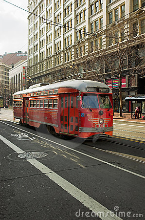 Red Trolley
