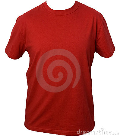 Free Red Tshirt Stock Photos - 6745913