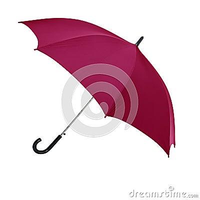 Free Red Umbrella Stock Images - 3417374