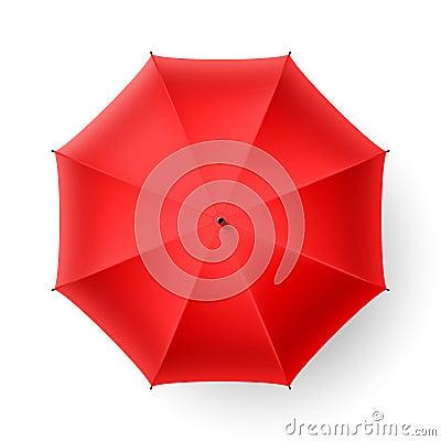 Free Red Umbrella Stock Photo - 40835460