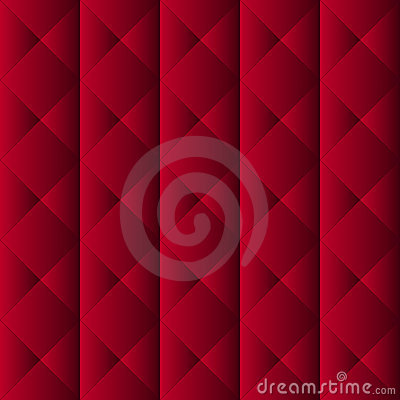 Red upholstery pattern