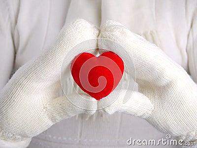 Red Valentine s heart