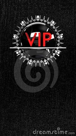 Free Red VIP Stock Images - 17778934