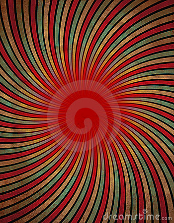 Red Vortex Stock Image - Image: 6182501