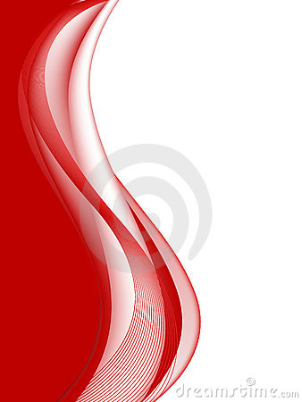 Red Wave design