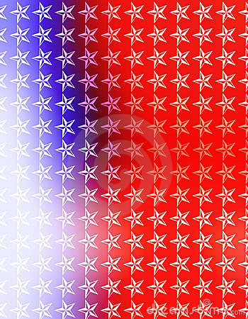 Red White Blue Stars wallpaper