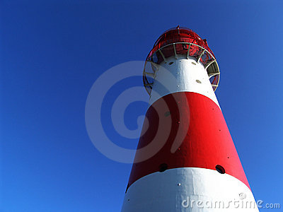 red + white lighthouse 2