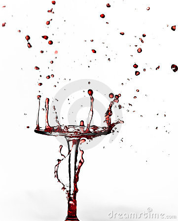 Free Red Wine Stock Photography - 12775442