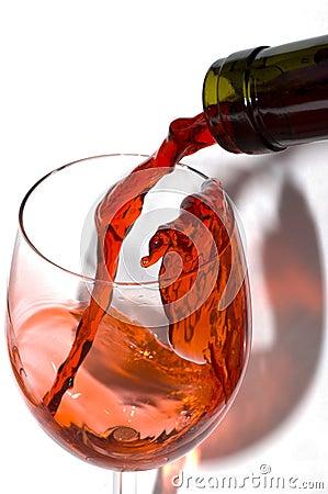 Free Red Wine Stock Image - 2517931