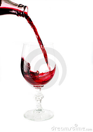 Free Red Wine Royalty Free Stock Photos - 957258