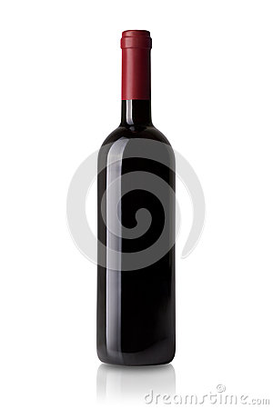 Free Red Wine Bottle Stock Photo - 42039900
