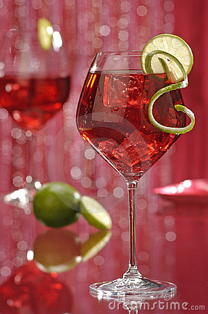 Red wine cocktails-2