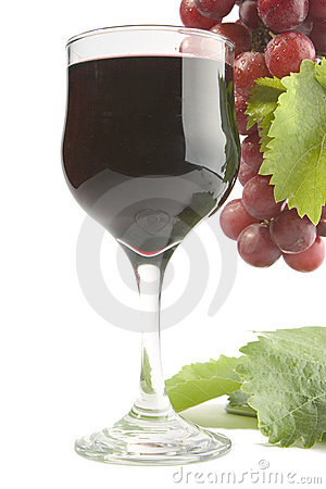 Free Red Wine Glass Royalty Free Stock Image - 222156