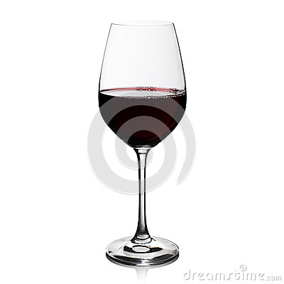 Free Red Wine Glass Stock Image - 36380991