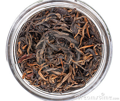 Red yunnan tea