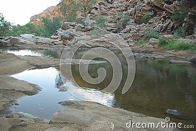 Redbank Gorge - Australia