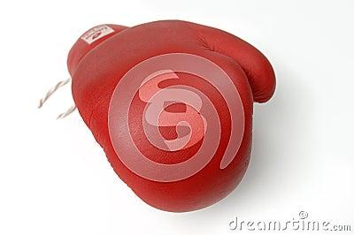 Redboxin glove