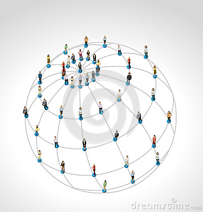 Rede social.