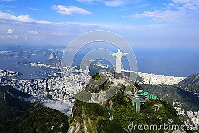 The Redeemer, Guanabara Bay, Sugar Loaf Mountain