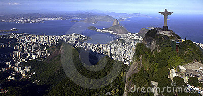 Redeemer rio Бразилии christ de janeiro