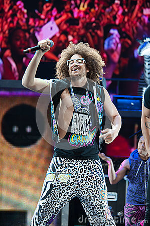 RedFoo Editorial Image