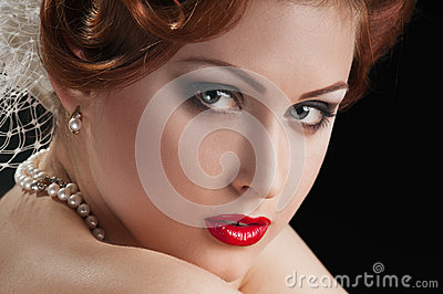 Redheaded  beauty